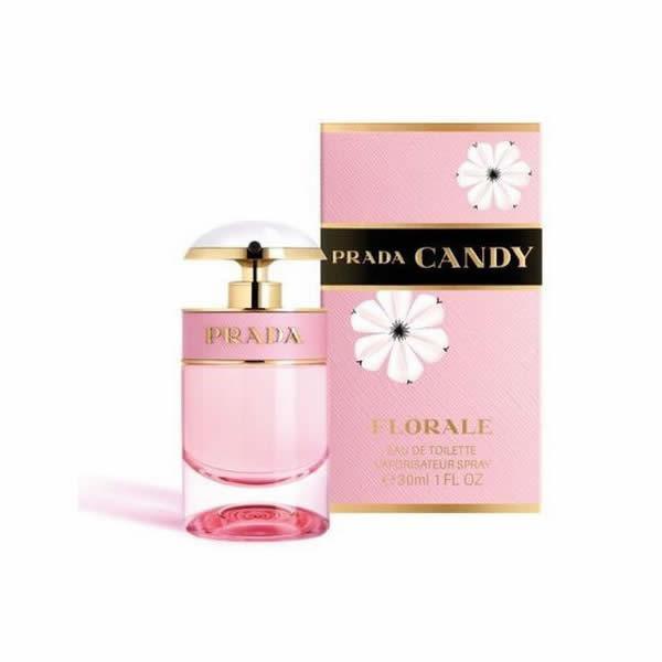 Prada Candy Florale Eau De Toilette Spray 30ml