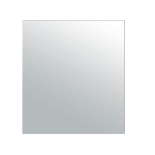 Specchiera da bagno filo lucido cm 90 x 100 Galassia