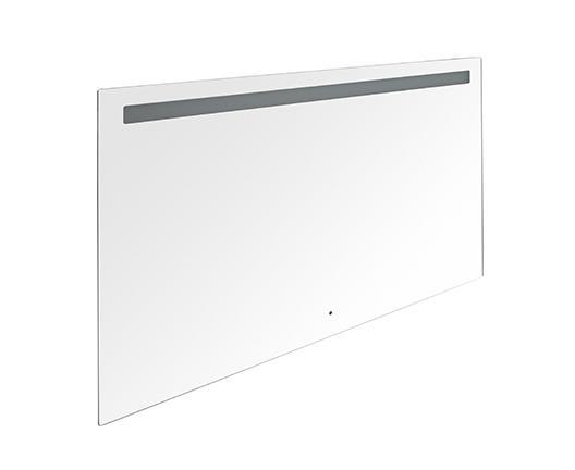 Specchiera da bagno filo lucido cm 120 x 70 Globo