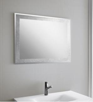 Specchio per il bagno Argento 800 Salgar