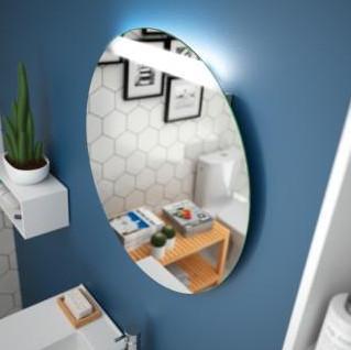 Specchio per il bagno Round 600 Salgar