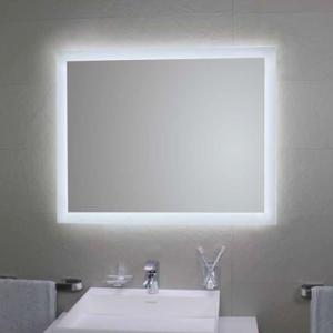 Specchio per il bagno cm 80 x 60 Mate 4 Koh i noor
