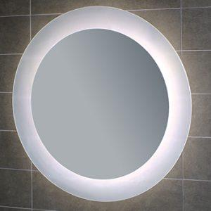 Specchio per il bagno cm 70 Geometrie Led Koh i noor
