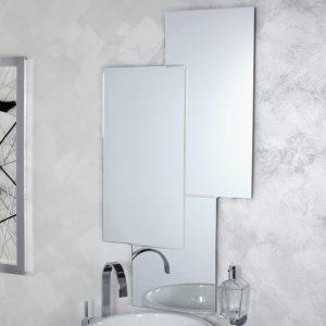 Specchio per il bagno Chimera cm 52 h 99 Koh i noor