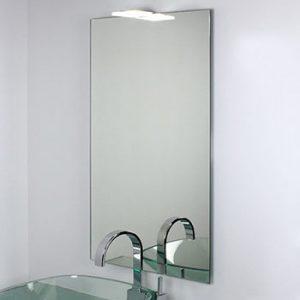 Specchio per il bagno Filo lucido cm 40 x 50 Koh i noor
