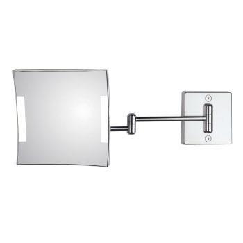 Specchio per il bagno Quadrolo Led Koh i noor