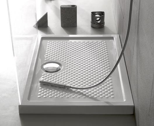 Piatto doccia per il bagno cm 90 x 72 Docciaviva Globo