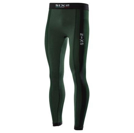 LEGGINGS CARBON UNDERWEAR SIXS PNX DARK GREEN