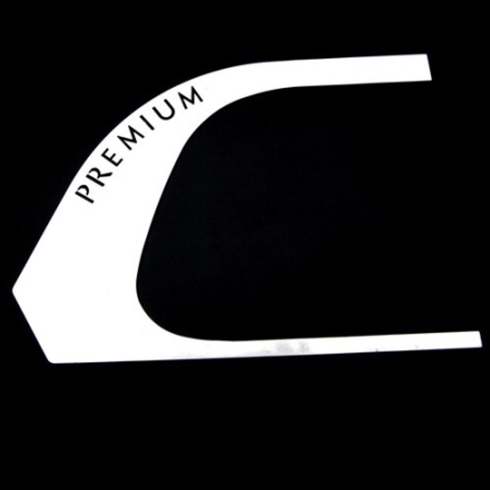 RENAULT Contorno maniglia con scritta Premium
