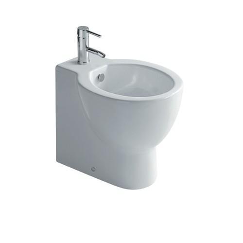 Bidet a terra per il bagno cm 50 x 38 El 1 Galassia