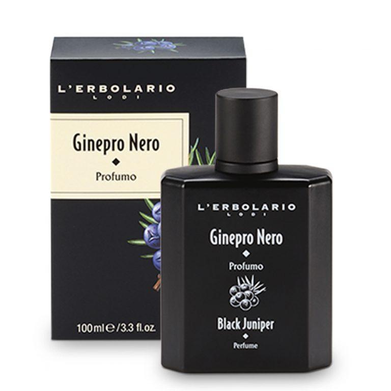 Profumo Ginepro Nero L'Erbolario