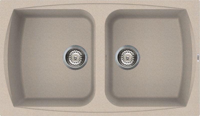Lavello Granitek Serie Living 2 Vasche -  Elleci