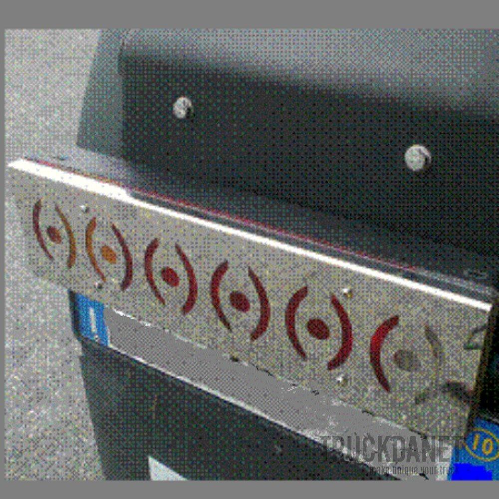 DAF Copertura fanale posteriore a sette funzioni