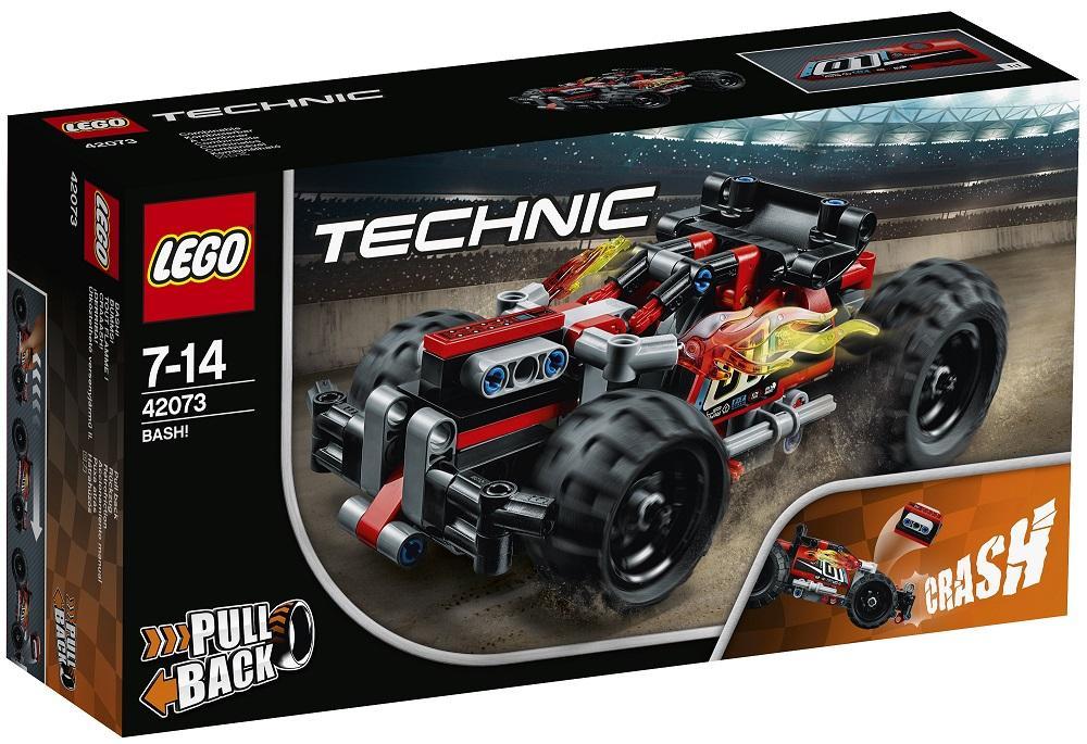 LEGO TECHNIC CRAAASH! 42073