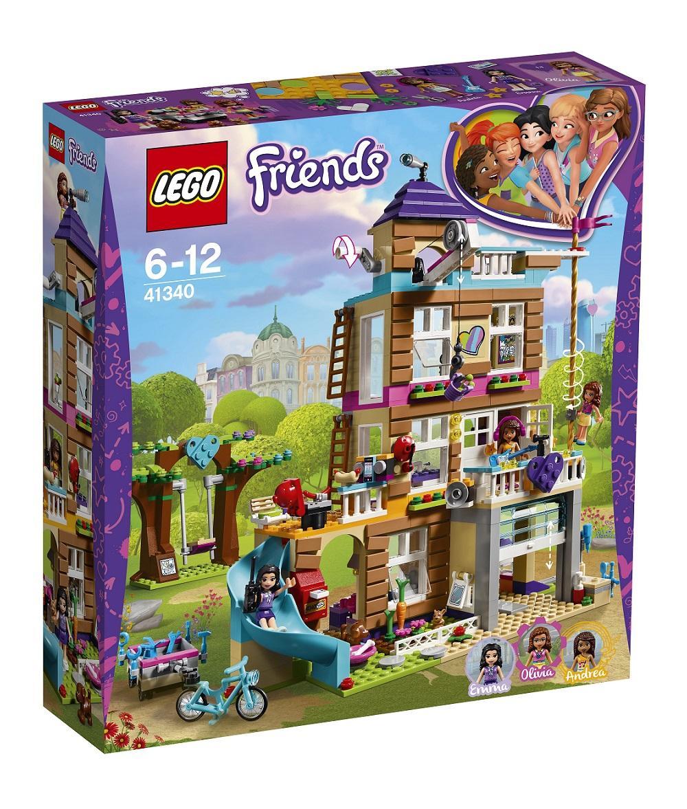 LEGO FRIENDS LA CASA DELL'AMICIZIA 41340