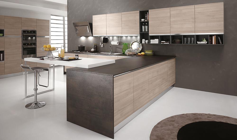 Cucina mobilturi modello new meg arredomente srl for Tavolo cucina 120x60