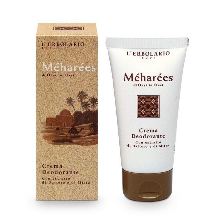 Crema Deodorante Meharees L'Erbolario