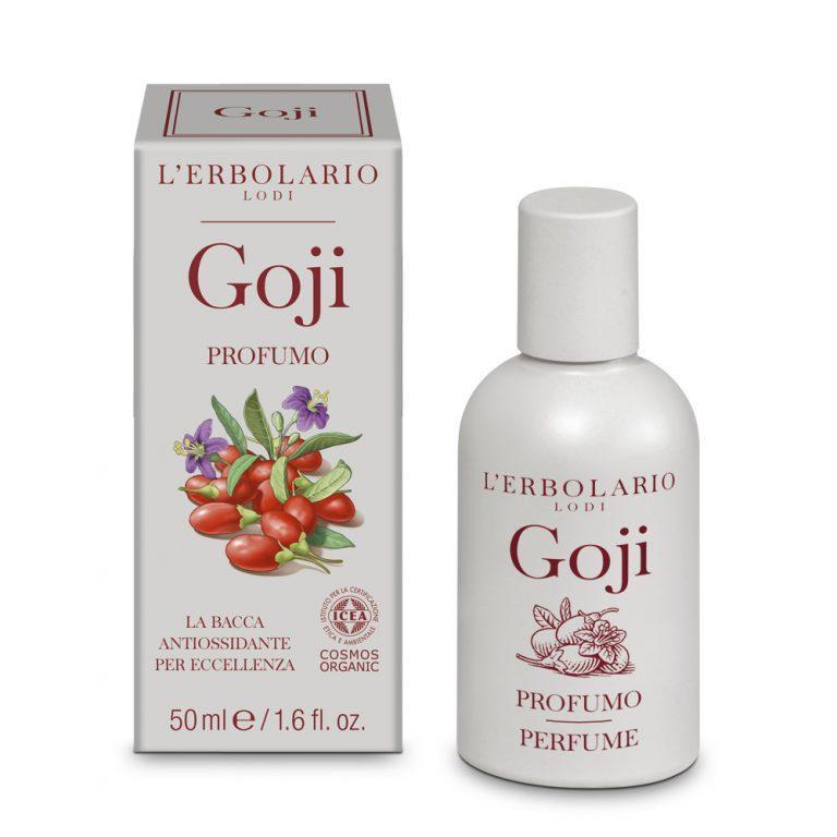 Profumo Goji 50 ml L' Erbolario