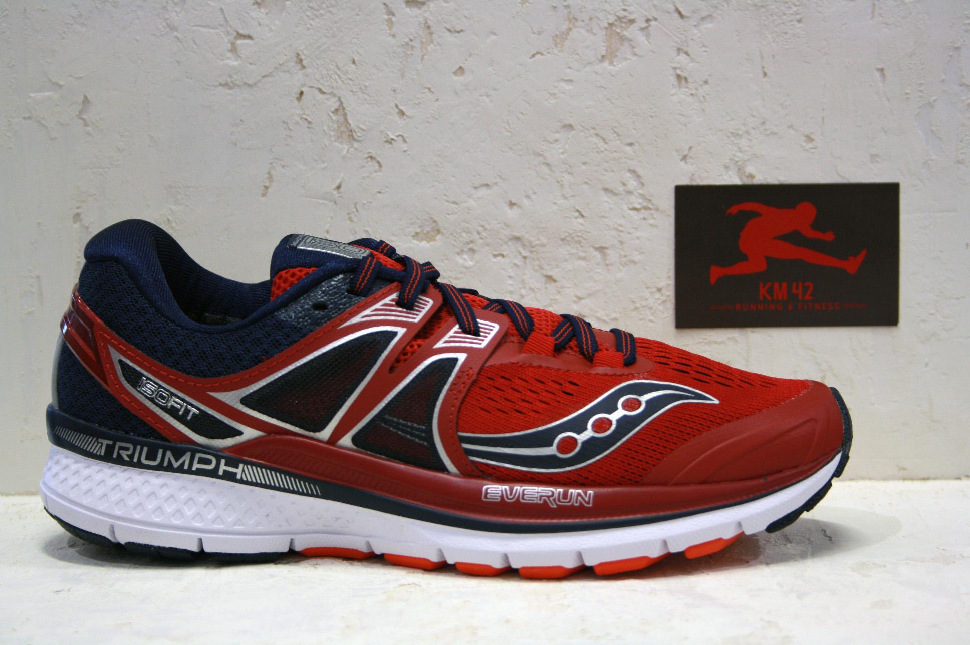 Saucony Triumph ISO 3, Scarpe Running Uomo