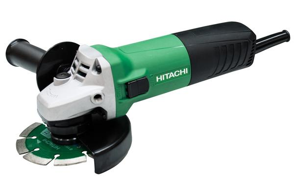 Smerigliatrice 730 W HITACHI - ZVRP - disco diamantato Ø 115 mm G12SR4 (S)