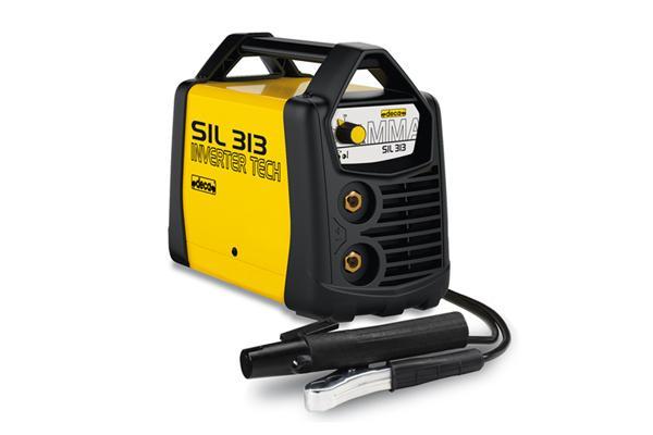 Inverter per saldatura ad elettrodo in corrente continua SIL 313 DECA