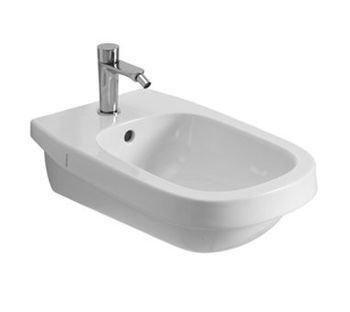 Bidet sospeso per il bagno cm 56 x 35,5 Abito Hatria