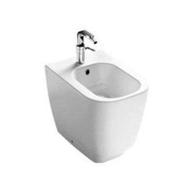 Bidet a terra per il bagno cm 54 x 35,5 Fusion Hatria