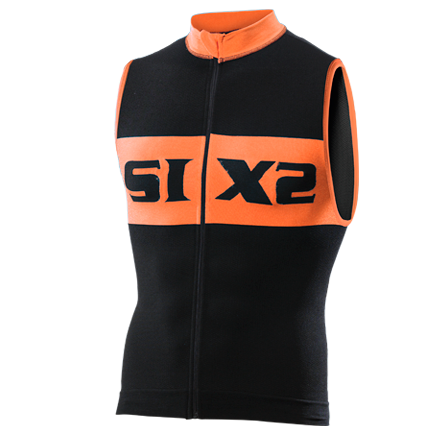SMANICATO BICI SIXS BIKE2 LUXURY BLACK ORANGE