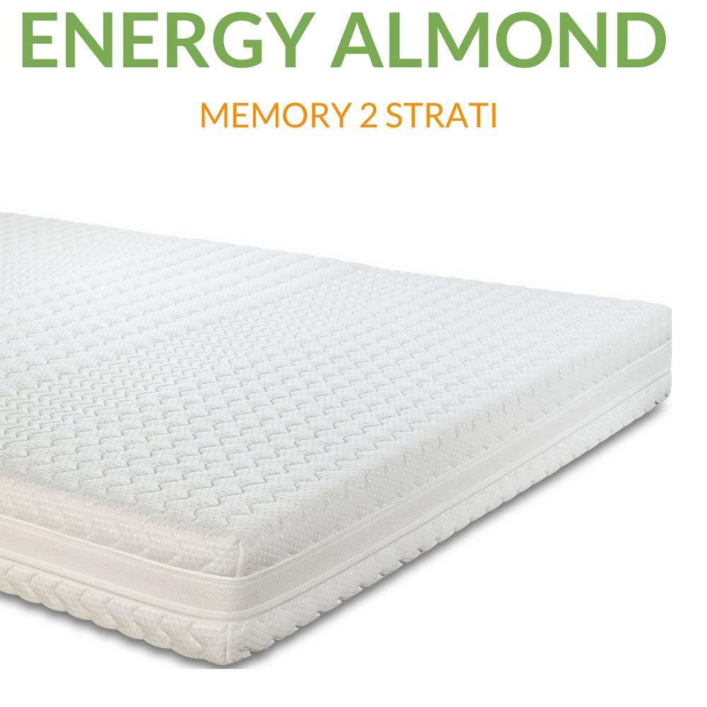 Materasso memory ortopedico 4 cm memory h20 energy almond - Materassi in offerta ikea ...