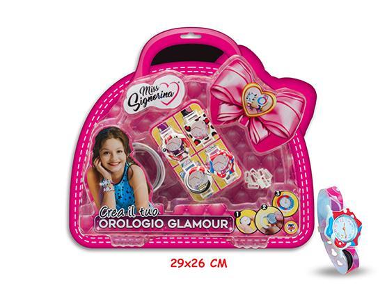 CREA IL TUO OROLOGIO GLAMOUR 65159 TEOREMA