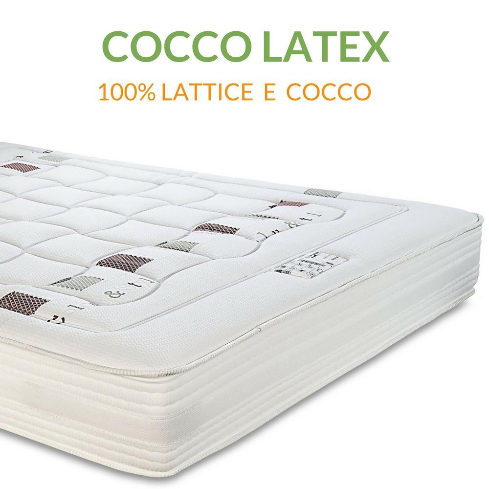 Lattice Materassi.Evergreenweb Materasso In Lattice E Cocco Antiacaro Zone