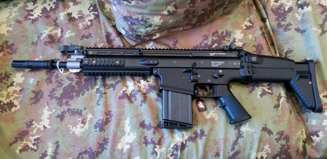 MARUI SCAR H RECOIL SHOCK NEXT GENERATION BLOW-BACK