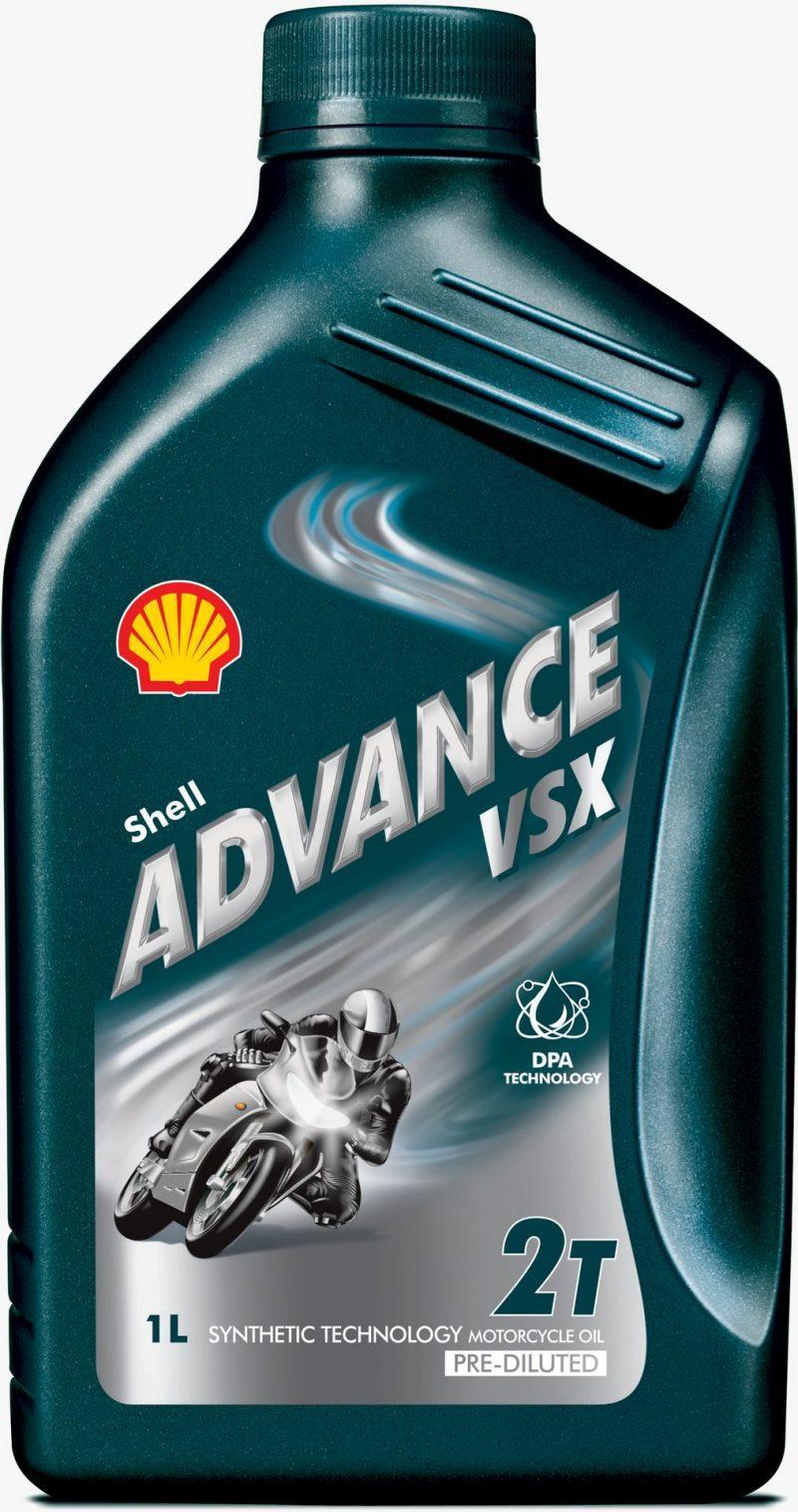 Shell Advance VSX 2 barattolo 1 litro