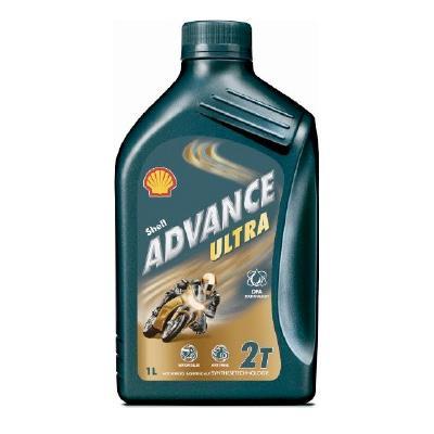 Shell Advance ULTRA 2T  barattolo 1 litro