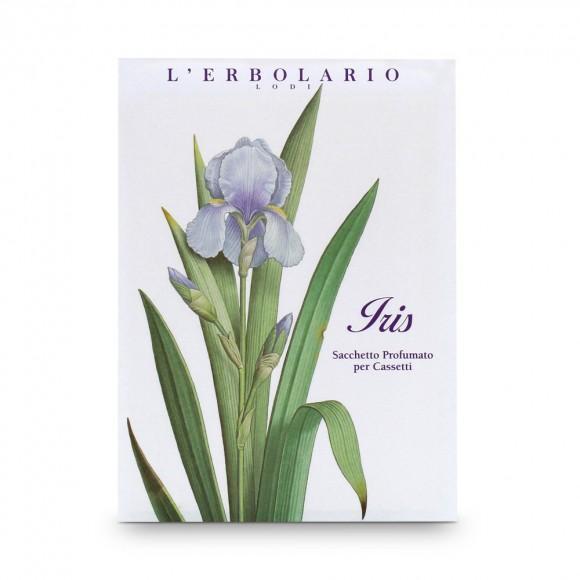 Iris Sacchetto Profumato per Cassetti