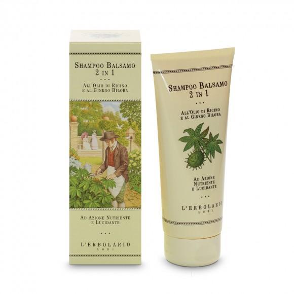 Shampoo Balsamo 2 in 1 200 ml