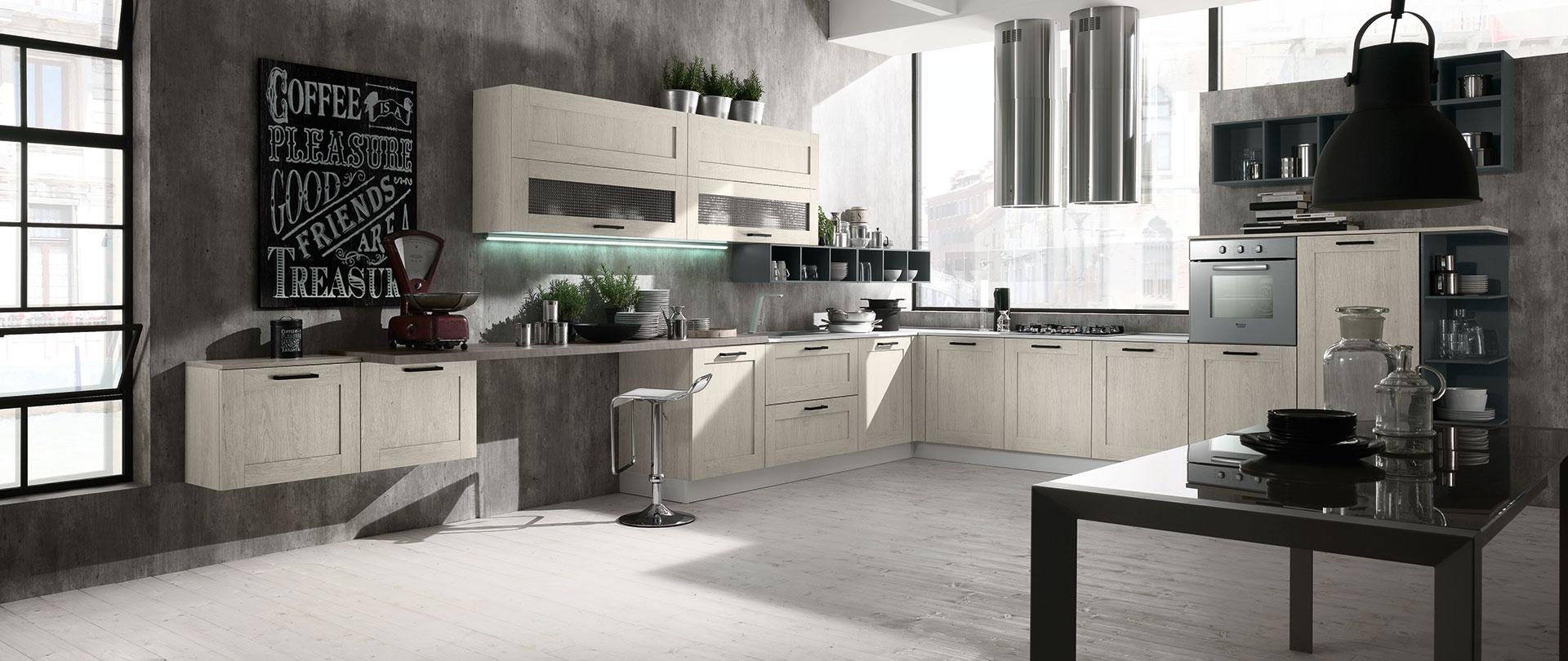 Cucine componibili moderne arredomente | ARREDOMENTE srl
