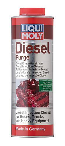 Liqui Moly 2520 Diesel Purge 1000 ml - Pulitore per Iniezione Diesel