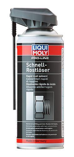 Liqui Moly 7390 Pro-Line Convertitori rapidi di ruggine 400 ML