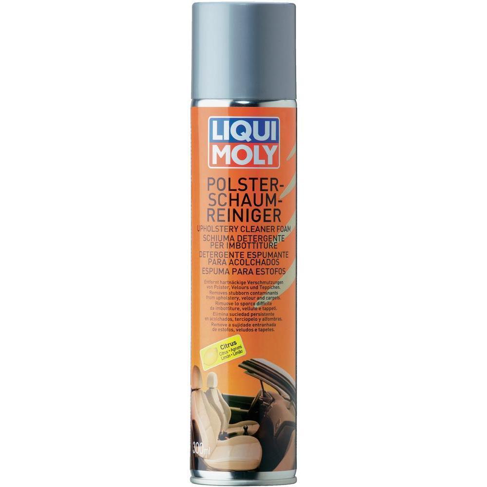 Liqui Moly 1539 Schiuma detergente per imbottiture Bottiglia 300 ml