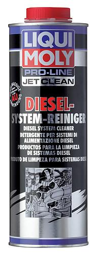 Liqui moly 5149 Pro-Line Jet Clean Diesel System-Reiniger barattolo 1 litro