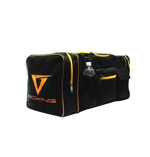 Borsone Vandal V Boxing nero giallo