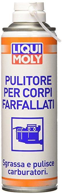 Liqui Moly 2406 Pulitore Valvole EGR Corpi Farfallati 300 ml