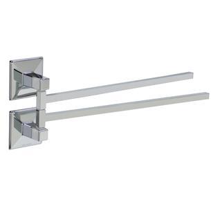 Porta salviette doppio per il bagno serie Tilda Koh-i-noor