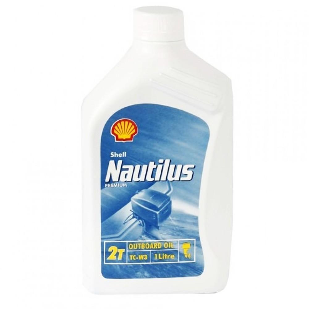 Shell Nautilus Premium Outboard 2T barattolo 1 litro