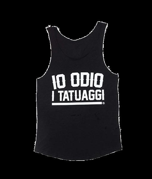 Tank IO ODIO I TATUAGGI