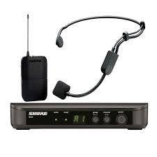 RADIOMICROFONO SHURE BLX14EP31 HEADSET