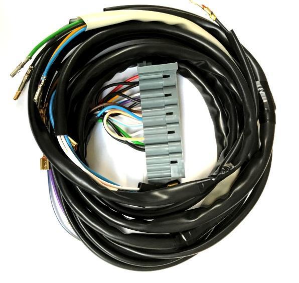 Impianto Elettrico Vespa Pk Xl Rush : Impianto elettrico cablaggio cavetti piaggio vespa pk