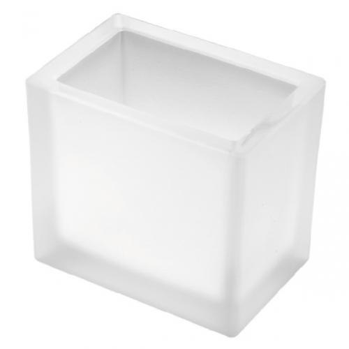 Bicchiere da appoggio per il bagno 3SC serie Guy
