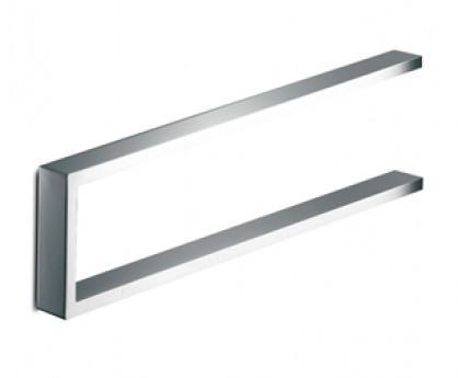 Porta salviette doppio per il bagno 3SC serie Sk